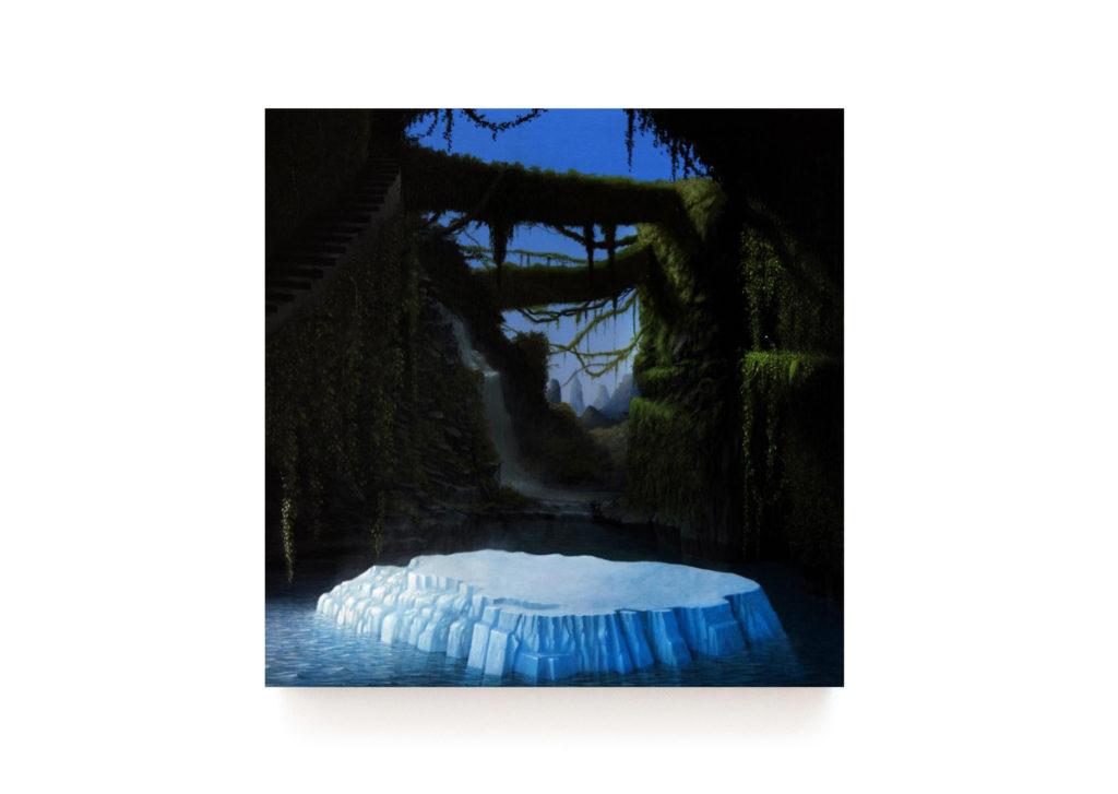 acrylic on canvas - 30x30cm - 2015