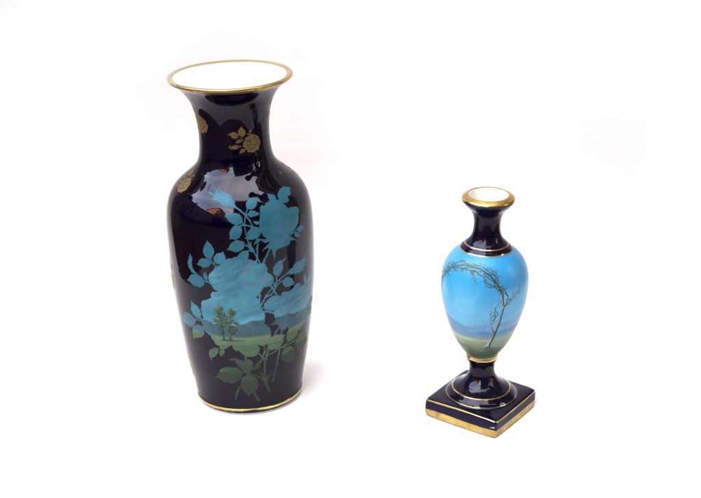 old limonges vases - 2019