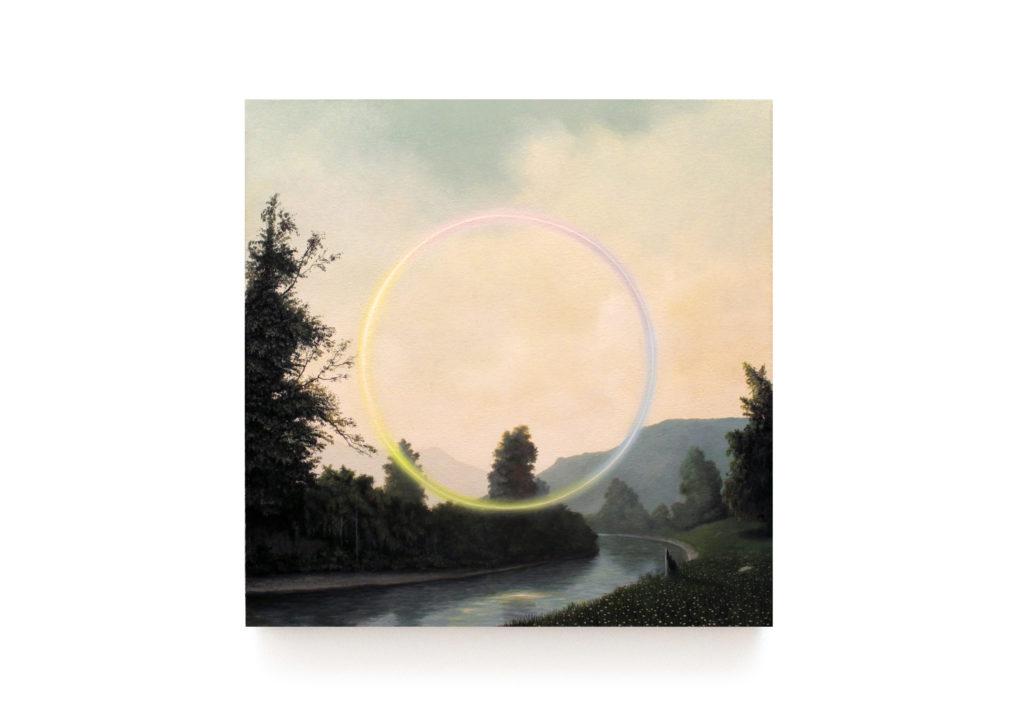 acrylic on canvas - 30x30cm -2017